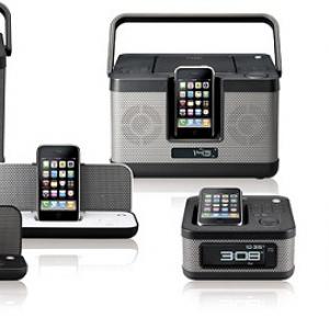 選べる5モデル『iPod/iPhone』対応アンプ内蔵スピーカー『Xa Lunchboxシリーズ』発売へ