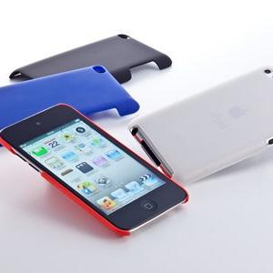 極薄0.8mm! 『iPod touch(4th)』用ハードカバーセット『Thinpoly Cover Set』発売