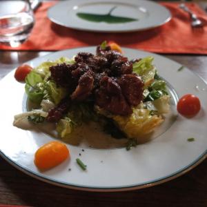 【フランスレポート】定番「赤ワイン煮こみ」から「カエルのサラダ」まで! 朝昼晩食いだおれ