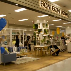 イトーヨーカ堂と『フランフラン』のバルス共同開発インテリアショップ『BON BON HOME(ボンボンホーム)』1号店が2月27日にオープン