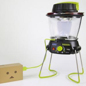 スマホに充電できるLEDランタン―調光機能で好きな明かりをつくれる、良き相棒