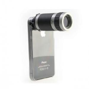 『iPhone』が望遠カメラに! スマートフォン対応『モバイルフォン テレスコープシリーズ』