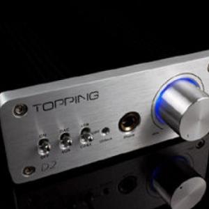ひそかに話題 Toppingのデジタルアンプに高音質DAC+ヘッドホンアンプが登場