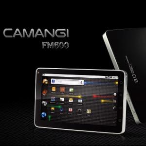 日本初3Gモジュールを内蔵 SIMフリーの7インチAndroidタブレット『Camangi FM600』発売へ