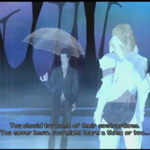 エルシャダイの新作動画が公開! 今回はなんとビニール傘の説明