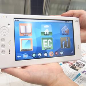 NECビッグローブがNEC製『LifeTouch』がベースの7インチAndroidタブレットを一般向けに発売へ