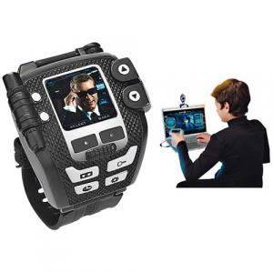 スパイ御用達 動画や写真を記録できる腕時計『Spy Net Secret Mission Video Watch』
