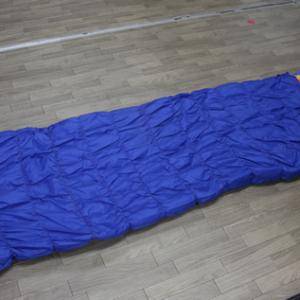 コールマンの新作寝袋で一晩寝てみました