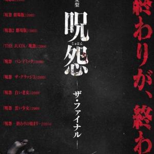 """これで完結? シリーズ最新作『呪怨-ザ・ファイナル-』 """"目が合う""""ビジュアル解禁"""
