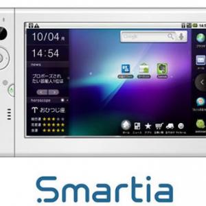 NECビッグローブが7インチAndroidタブレット『Smartia』を12月6日に発売へ
