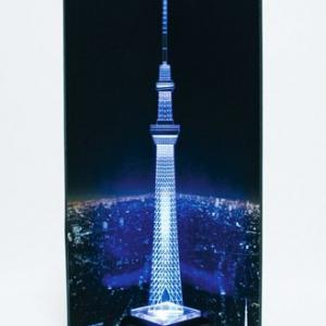 一足お先に輝く東京スカイツリーを タカラトミー『Crystal sky tree』発売へ