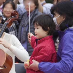 一般人の筆者がオーケストラの指揮をしてみた!『Conduct us in 上野公園』22日(日)まで開催