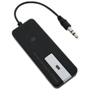 Bluetooth非対応の機器をワイヤレスにできる オーディオトランスミッター『BT-WTM01』