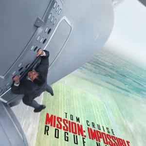 『ミッション:インポッシブル』第5弾の副題は「ローグ・ネイション」 不可能にも程がある驚愕アクション映像も到着