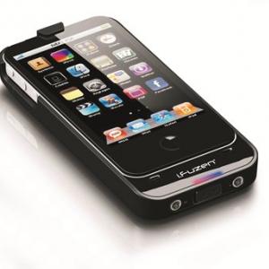 『iPhone 4』用アンプ内蔵バッテリーケース『Zingo』が『i.fuzen HP-1』に名称変更し1月発売へ