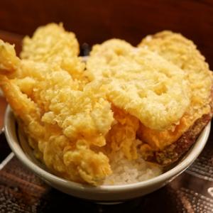 丸亀製麺で好みの天丼を作ってお腹いっぱい 「創作天丼会」に参加してきた