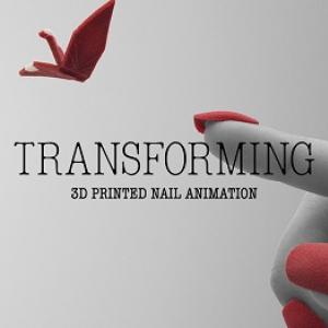 総チップ数521個! 3Dプリンターで出力したチップを使ったコマ撮りアニメがすごい