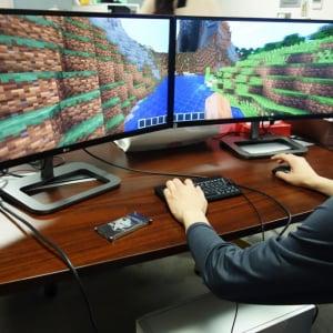 LGエレクトロニクス『34UC87M-B』レビュー 34インチ・曲面・21:9ウルトラワイドのデュアルモニターでゲームや動画に没入
