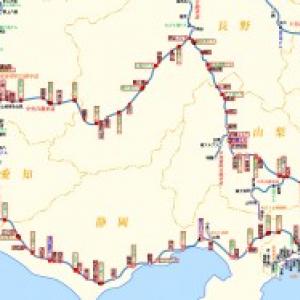 【NEXCO中日本に聞きました】高速道路ぐるり一周1000円の旅は本当に可能か!?