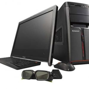 レノボが3D対応の高性能タワー型デスクトップPC『IdeaCentre K330』発売へ