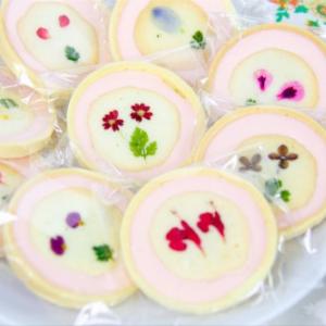 【母の日スイーツ】鮮やかな小花がかわいい!クッキー『はなこ(洋菓子アリス)』