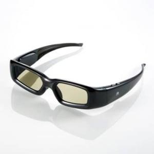 サンワサプライが主要メーカー各社の3Dテレビに対応した3Dグラス『400-3DGS001』発売へ