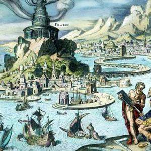 【世界の七不思議】エジプトでアレクサンドリアの大灯台の再建計画が持ち上がる