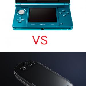次世代PSP『NGP』と『ニンテンドー3DS』どっちが売れる? 「今回も3DSの圧勝」と3DSが53.5%と過半数以上