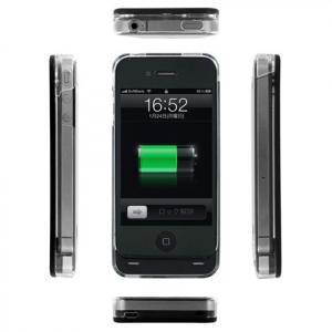 薄さ13.8mmで1200mAhを実現 『超極薄iPhone4バッテリージャケット』