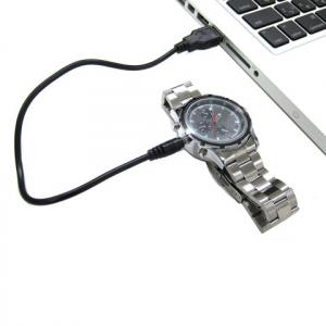 腕時計なのに録音とMP3再生ができる 『Analog Watch with Voice Recorder』