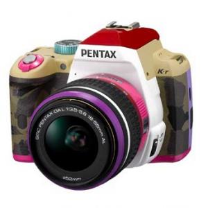 ペンタックスがBONNIE PINKスペシャルモデル『PENTAX K-r BONNIE PINK MODEL』を限定発売へ