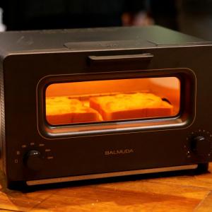 パン好きはこの22,900円のトースターを買ったほうがいいと強く思った『バルミューダ ザ・トースター』