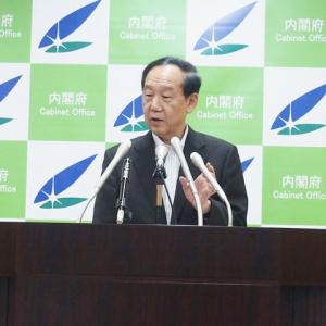 山口俊一・内閣府特命担当大臣閣議後会見 「クールジャパンの拠点がいるという意識を持っている」(2015年5月29日)