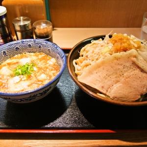 元力士が作る激ウマな『背脂つけ麺』 @横浜市鶴見『らー麺土俵 鶴嶺峰』