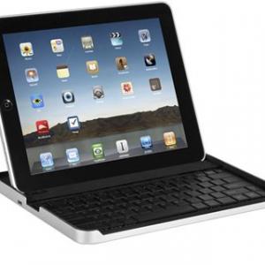 『iPad』と一体化するスタイリッシュなキーボード『ZAGGmateキーボード』