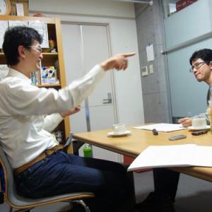 """【米光×中村 ぷよぴったん対談】その4:「ゲームデザイナーにはなるな」 """"勃興期好き""""な2人が若者に学んで欲しいこと"""