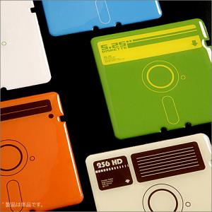 職場で使いたい レトロPCフロッピーディスク型『SOFT SECTORコースター』